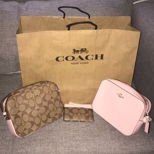 Coach Bag Bundle! NWT